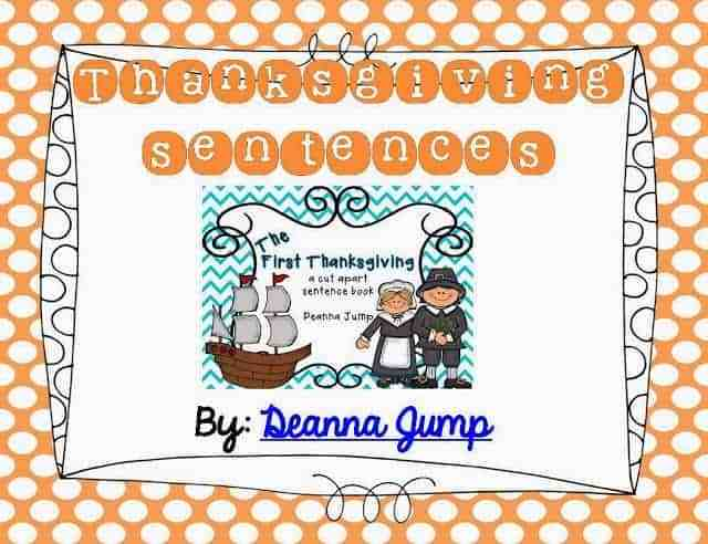 http://www.teacherspayteachers.com/Product/The-First-Thanksgiving-Cut-a-Sentence-Freebie-416809