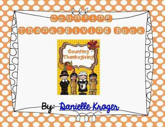 http://www.teacherspayteachers.com/Product/Counting-Thanksgiving-Math-Book-969057