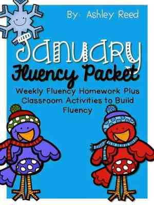 http://www.teacherspayteachers.com/Product/January-Fluency-Homework-Practice-Packet-1077693