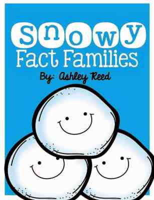 http://www.teacherspayteachers.com/Product/Snowy-Fact-Families-1048553