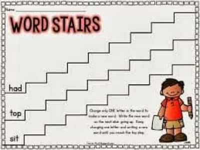 http://www.teacherspayteachers.com/Product/Word-Stairs-899174