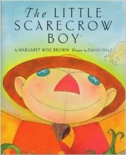 http://www.amazon.com/Little-Scarecrow-Margaret-Wise-Brown/dp/0060778911/ref=sr_1_1?ie=UTF8&qid=1412373530&sr=8-1&keywords=the+little+scarecrow+boy