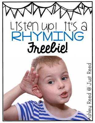 https://www.teacherspayteachers.com/Product/Phonemic-Awareness-Rhyming-Freebies-1828430