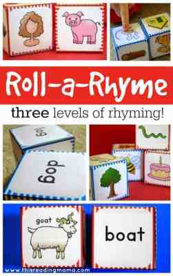 http://thisreadingmama.com/free-roll-a-rhyme/