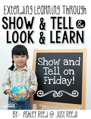 Make the most of your Show and Tell by being organized and purposeful.