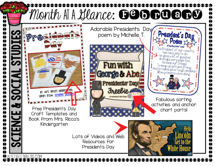 Are you finalizing your February lesson plans? Look no further! Find links for Groundhog Day, Valentines Day, Presidents Day, Dental Health, and more! 10 Freebies are included, so grab them in time for a fabulous February!