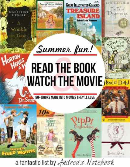 read the book watch the movie