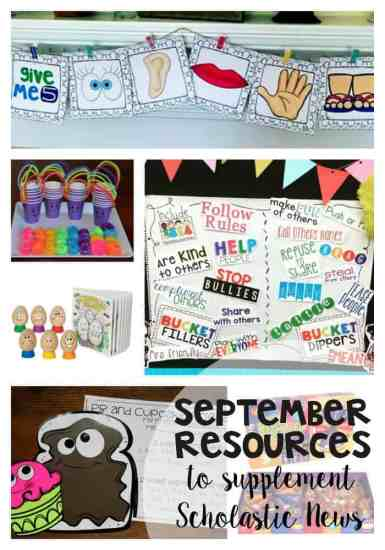 september resources scholastic news
