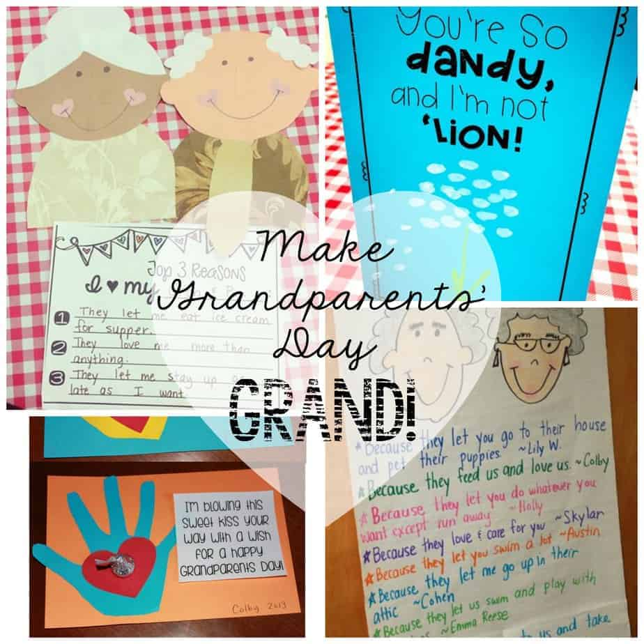 Pinterest Freebies For Grandparents Day