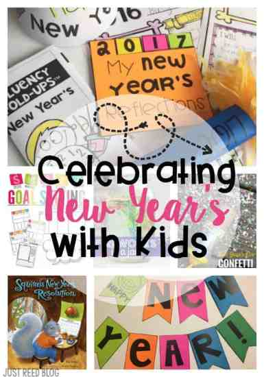 Find ideas for celebrating New Year's with kids. You'll want to pin this one!
