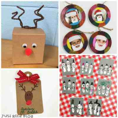 Christmas Crafting in the Classroom