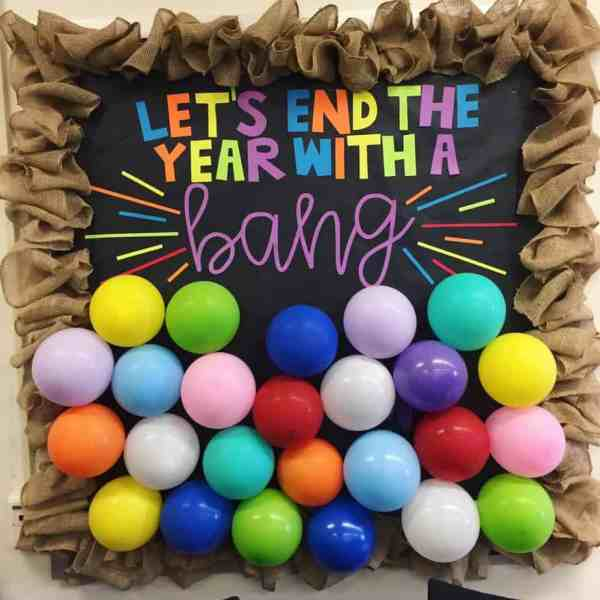 This balloon pop countdown to the end of school by Miss 5th is amazing.