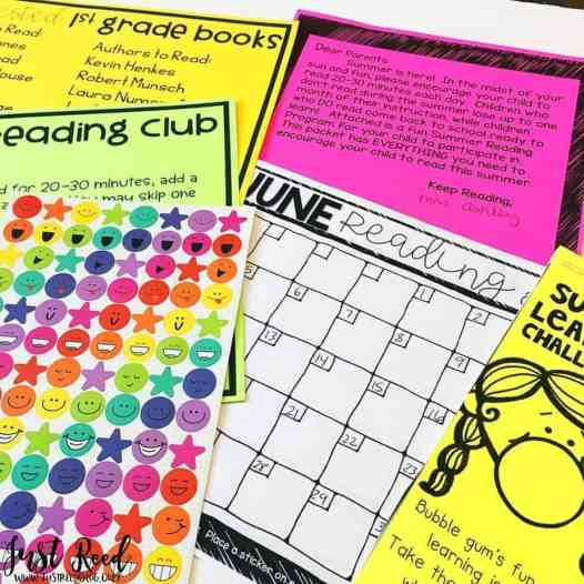 This summer reading calendar freebie is the perfect way to keep your students reading all summer long....and it' free!