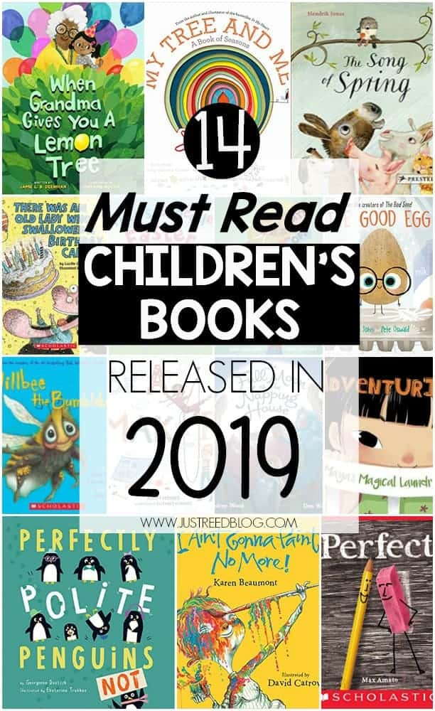 14 Must Read Children's Books