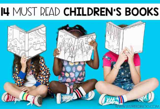Must Read Children's Books