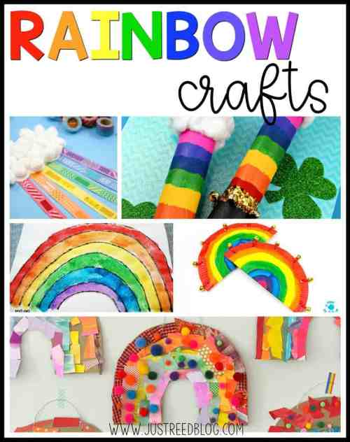 Rainbow Activities for Little Learners