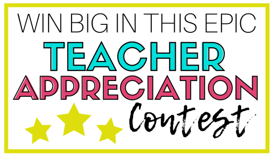 CCEI Teacher Appreciation Week Contest