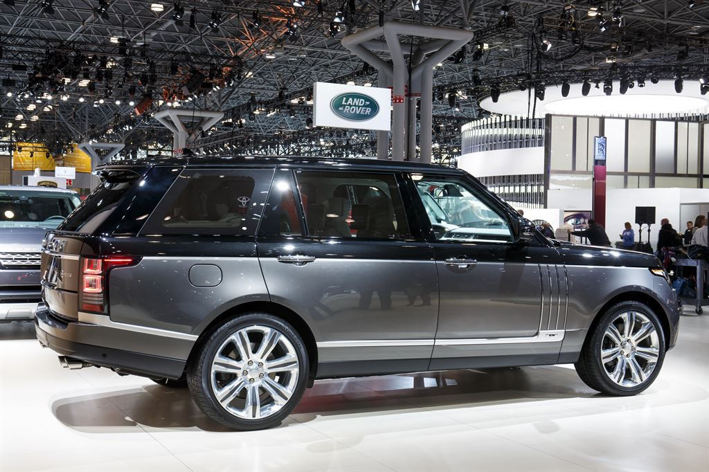 At 200000 Range Rover SVAutobiography Is The Most