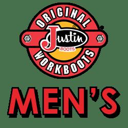 JUSTIN WORKBOOTS MEN'S