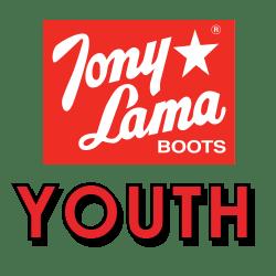 Tony Lama Youth