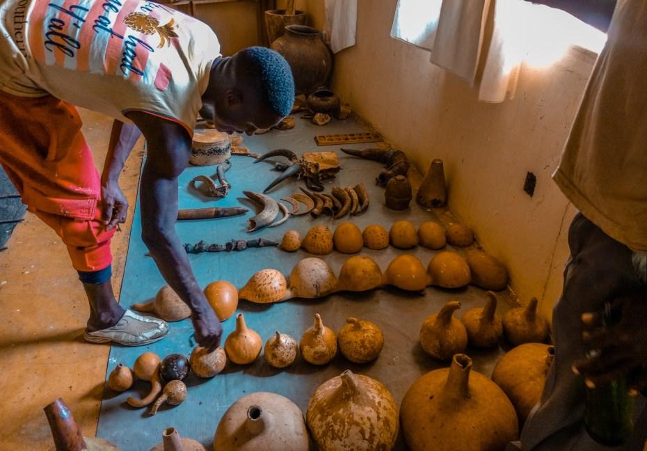 Abasuba community peace museum, Mfangano Island