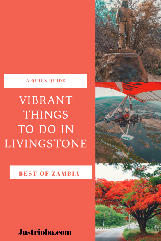 things to in Livingstone,Zambia
