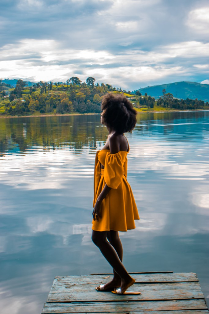 Shot at Busara Island, one of the 29 Islands surrounded by Lake Bunyonyi