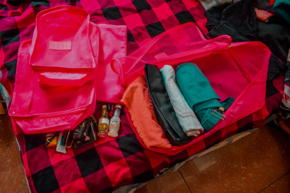 reasons to use packing cubes justrioba.com