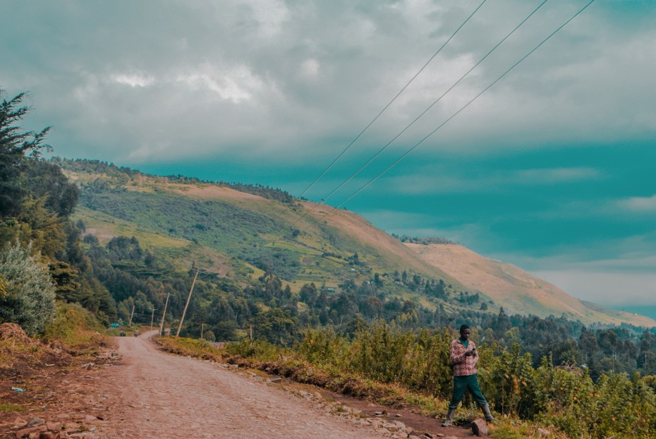 Nyandarua county - Justrioba Lake Ol Bolossat