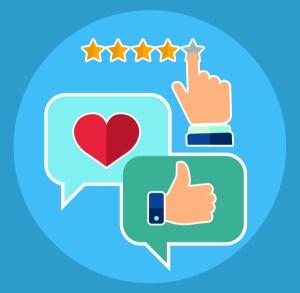 Google positive reviews