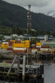 Ketchikan Loading Docks