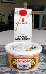 Honey & Molasses