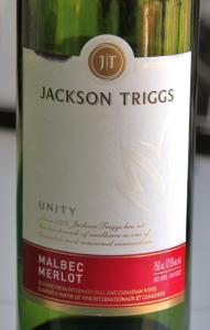 Jackson-Triggs Malbec Merlot