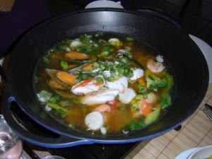 Seafood Shabu Shabu