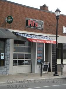Fil's Diner in Hintonburg