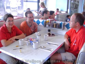 Breakfast at Fil's Diner