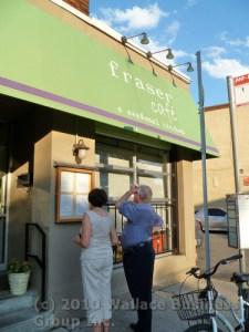 Fraser Café, New Edinburgh, Ottawa
