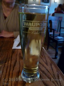 Waupoos Cider from Prince Edward County