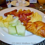 Gabriels Buffet Breakfast Plate