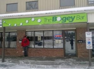 The Bogey Bar Ottawa Orleans