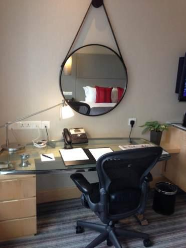 Carlton Hotel Desk