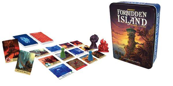 Forbidden-Island-Contents