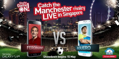 SingTel Game On!