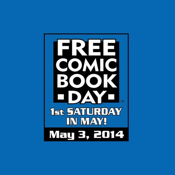 Free Comic Book Day by Atom Comics at The Cathay