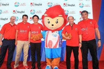 SingTel SEA Games Press Conference