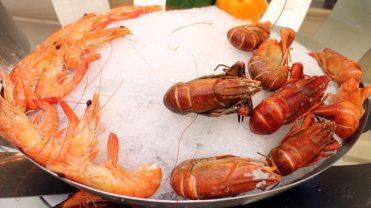 Grand Park City Hall seafood