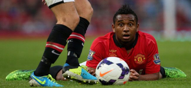 Anderson Man-United