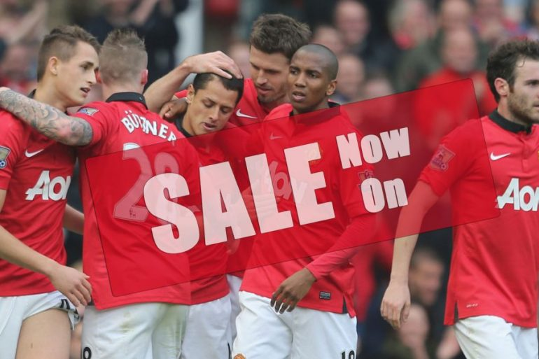 MANCHESTER-UNITED-Sale