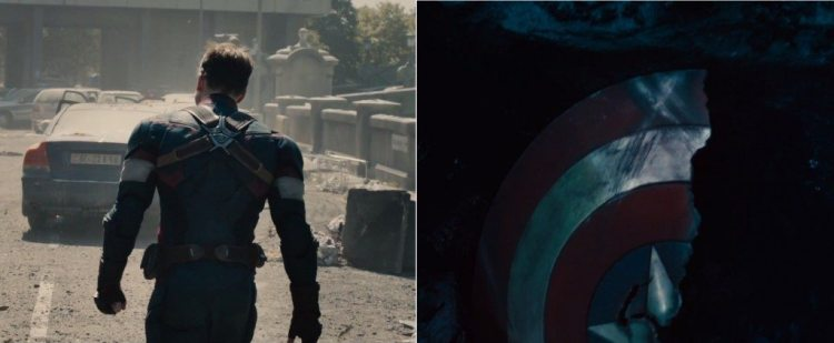 Cap and Shield