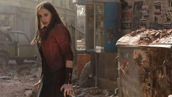 Elizabeth Olsen as Wanda Maximoff/Scarlet Witch